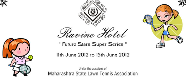 TENNIS TOURNAMENT – June 2012