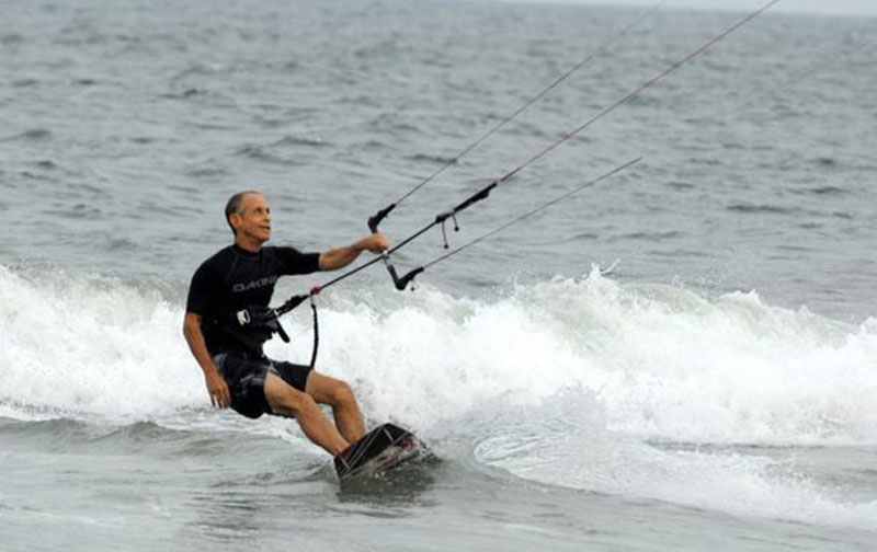 Kite Surfing in India