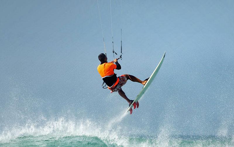 Adventure Sports in Panchgani Kite Surfing