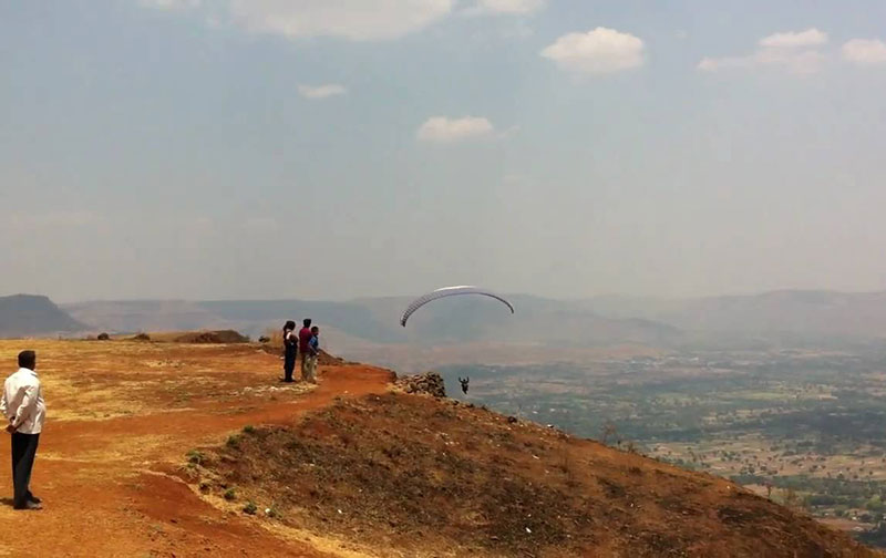 Paragliding School in Panchgani