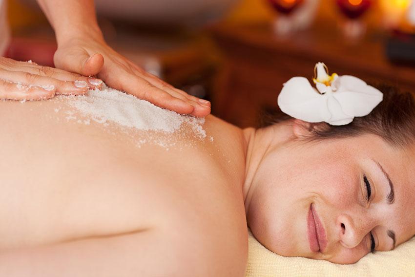 Body Scrubs Massage