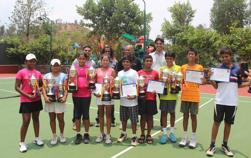 Tennis Tournaments at Ravine Hotel