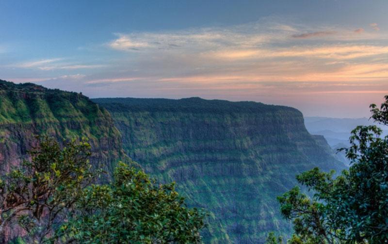 Sunset Point Mahabaleshwari