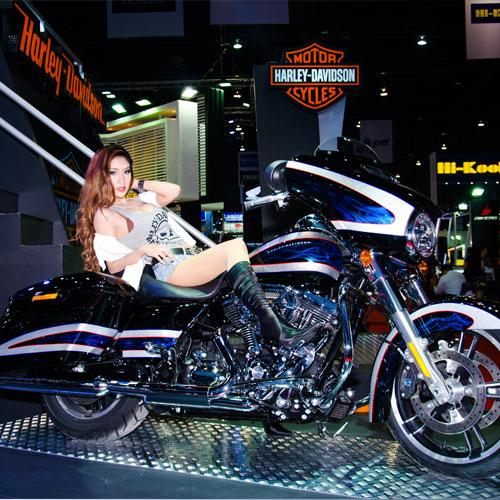 Bike Fashion Show