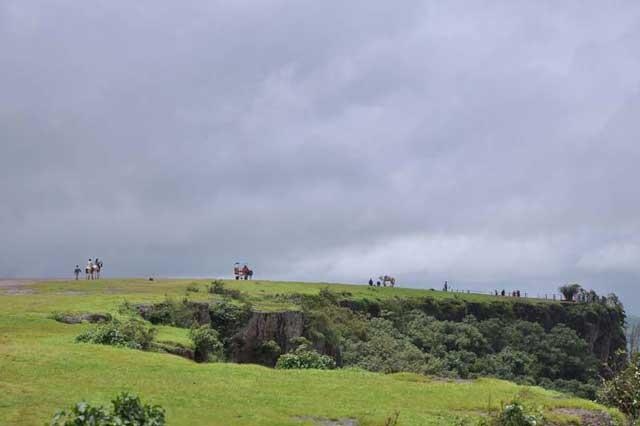 Table Land at panchgani